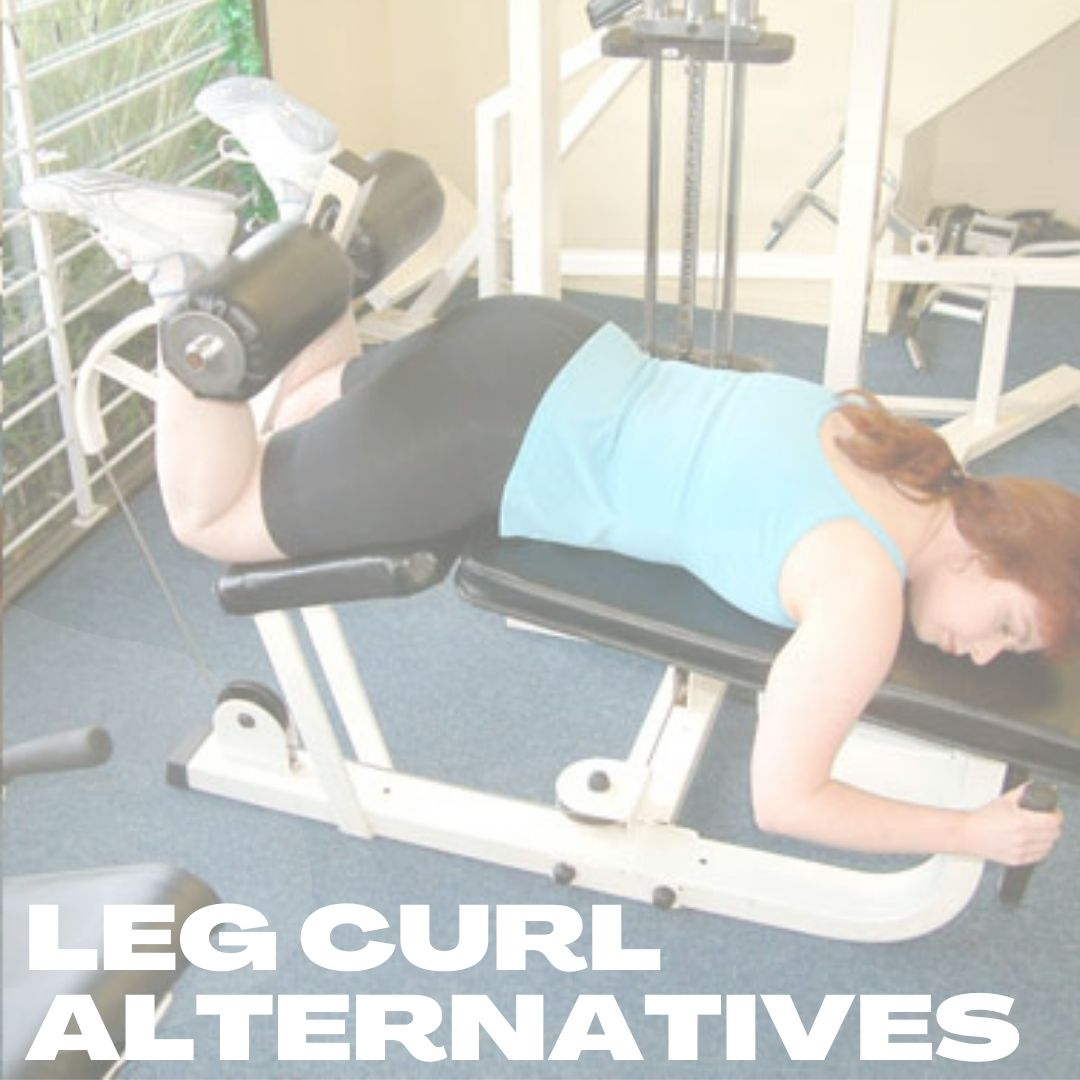 leg curl alternative exercises