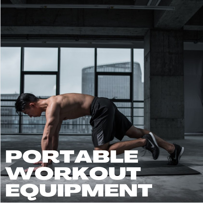 portable workout equipment